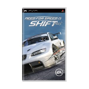 Jogo Need For Speed Shift - PSP