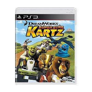 Jogo Super Star Kartz - PS3