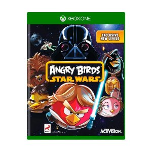 Jogo Angry Birds: Star Wars - Xbox One