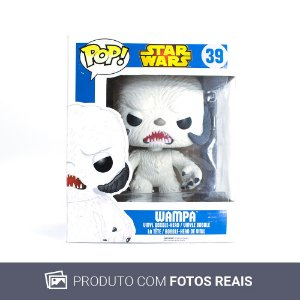"Pop! Star Wars: Wampa 6"" - Funko"