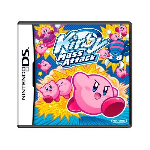 Jogo Kirby Mass Attack - DS