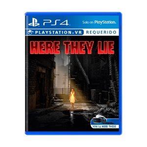 Jogo Here They Lie - PS4