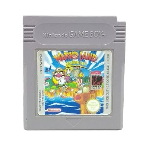 Jogo Wario Land: Super Mario Land 3 - GBC