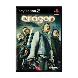 Jogo Eragon - PS2