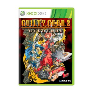 Jogo Guilty Gear 2: Overture - Xbox 360