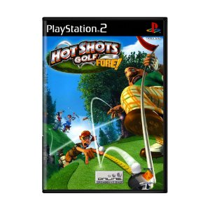 Jogo Hot Shots Golf Fore! - PS2