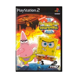 Jogo Spongebob Squarepants: The Movie - PS2