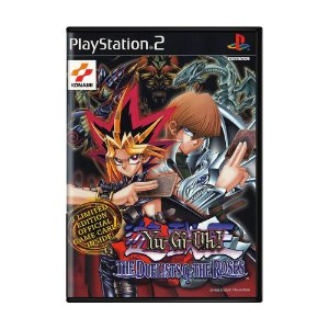 Jogo Yu-Gi-Oh! The Duelists Of The Roses - PS2