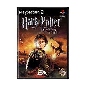 Jogo Harry Potter And The Goblet Of Fire - PS2