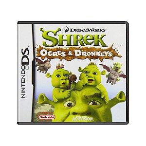 Jogo Shrek: Ogres & Dronkeys - DS