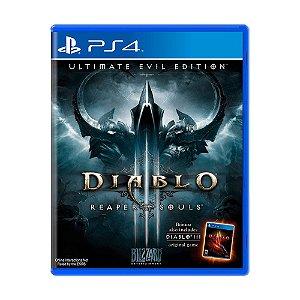 Jogo Diablo III: Reaper of Souls - PS4