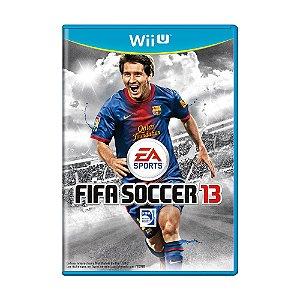 Jogo Fifa 13 - Wii U
