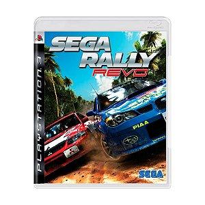 Jogo Sega Rally Revo - PS3