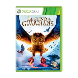 Jogo Legend of Guardians: The Owls of Ga'Hoole - Xbox 360