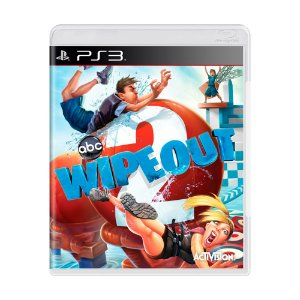 Jogo Wipeout 2 - PS3