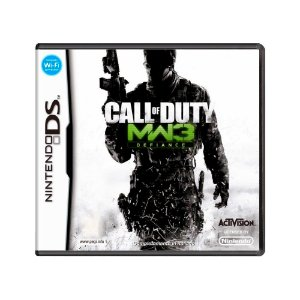 Jogo Call of Duty: Modern Warfare 3: Defiance - DS