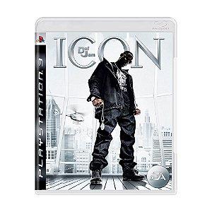 Jogo Def Jam: Icon - PS3