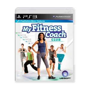 Jogo My Fitness Coach Club - PS3