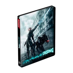 Jogo Metal Gear Rising Revengeance - Xbox 360 (Steel Case)