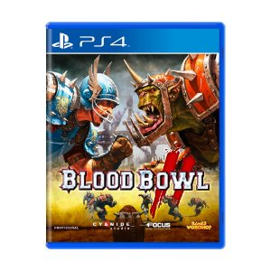 Jogo Blood Bowl II - PS4