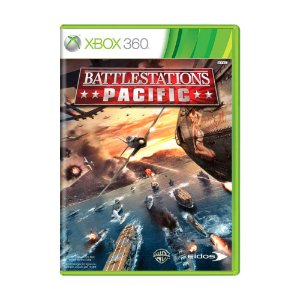 Jogo Battlestations: Pacific - Xbox 360