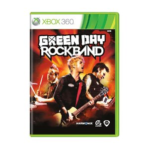 Jogo Green Day: Rock Band - Xbox 360
