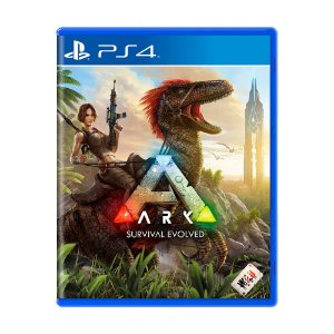 Jogo ARK: Survival Evolved - PS4