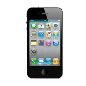 Celular iPhone 4 Preto 8GB - Apple