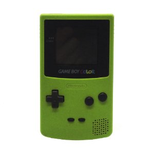 Console Game Boy Color Verde - Nintendo