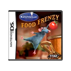 Jogo Ratatouille Food Frenzy - DS