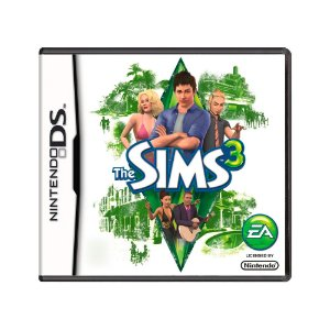 Jogo The Sims 3 - DS