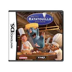 Jogo Ratatouille - DS