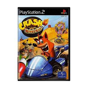 Jogo Crash Nitro Kart - PS2