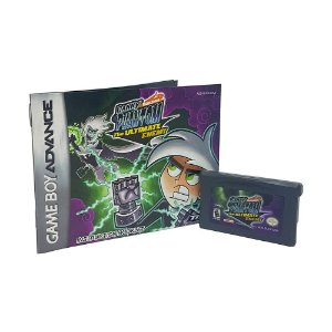 Jogo Danny Phantom: The ultimate enemy - GBA Game Boy Advance