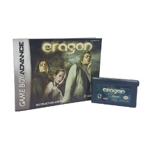 Jogo Eragon - GBA Game Boy Advance