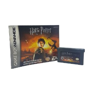 Jogo Harry Potter and the Goblet of Fire - GBA Game Boy Advance