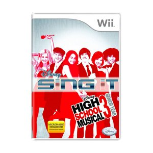 Jogo Sing It: High School Musical 3 - Wii
