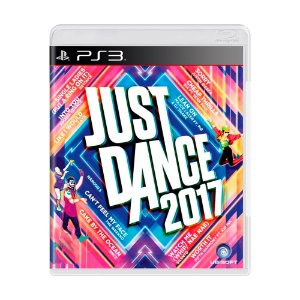 Jogo Just Dance 2017 - PS3