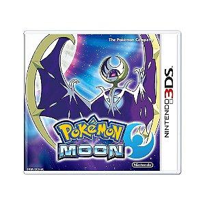 Jogo Pokémon Moon - 3DS