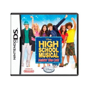 Jogo Disney High School Musical: Makin' the Cut - DS