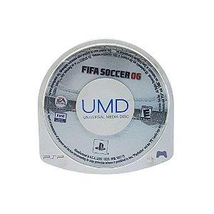 Jogo FIFA Soccer 6 - PSP
