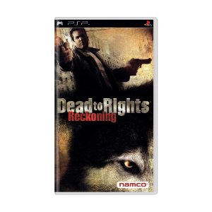 Jogo Dead to Rights: Reckoning - PSP