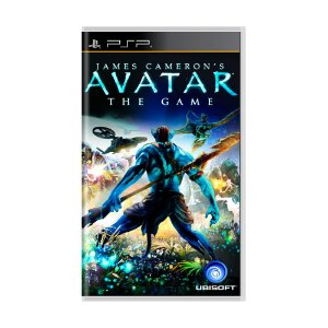 Jogo Avatar The Game - PSP