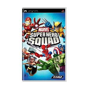 Jogo Marvel Super Hero Squad - PSP