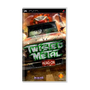 Jogo Twisted Metal - PSP