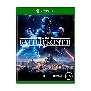 Jogo Star Wars: Battlefront II - Xbox One