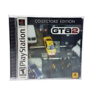 Jogo Grand Theft Auto 2 - PS1