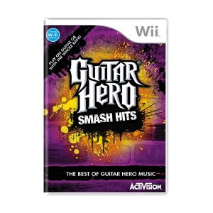 Jogo Guitar Hero: Smash Hits - Wii