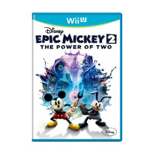 Jogo Epic Mickey 2: The Power of Two - Wii U