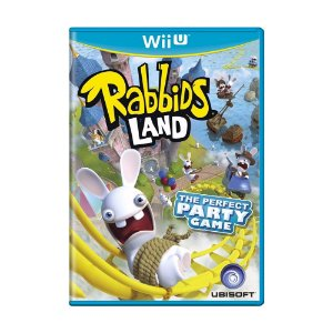 Jogo Rabbids Land - Wii U